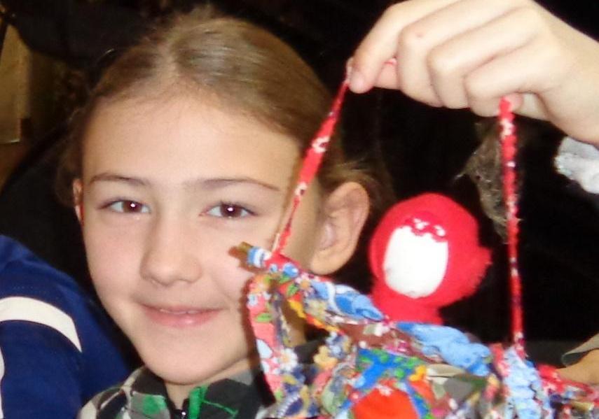 Традиционная русская кукла «Параскева-пятница»